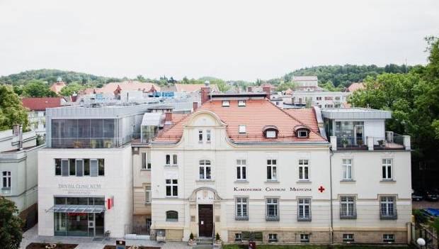 Szpital KCM w Jeleniej Górze